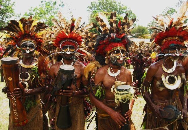 パプアニューギニアのおすすめ観光スポット クチコミ人気ランキング ...
