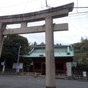 駿府城址よりもさらに北西にあります。