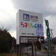 広大な道の駅 (道の駅うつのみやろまんちっく村)