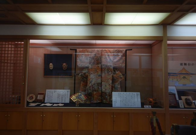 日本文化伝承の館 こしがや能楽堂