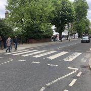 有名な横断歩道