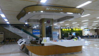 金浦国際空港観光案内所