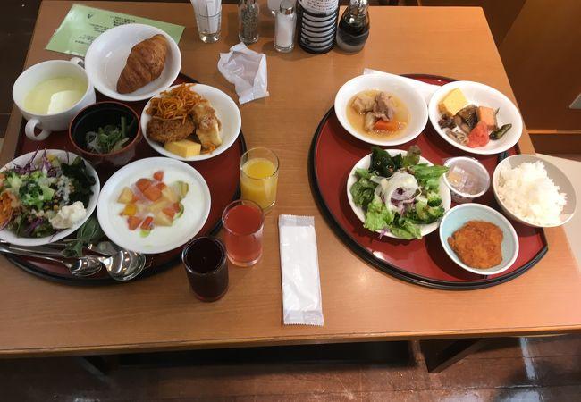 アートホテルの朝食はコスパ高め