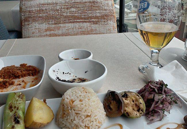 トリア エレガンス レストラン