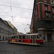プラハ観光に便利