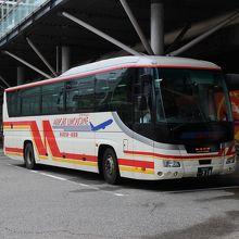 新潟空港行きリムジンバス (新潟交通)