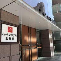 中津駅から梅田芸術劇場に向かう道にあります