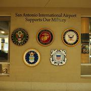サンアントニオ国際空港のレンタカーセンター