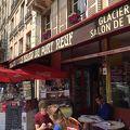 写真:カフェ デュ ポン ヌフ