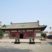 五代十国と言われる10世紀に建てられた、中国でも非常に歴史の古い文廟です。