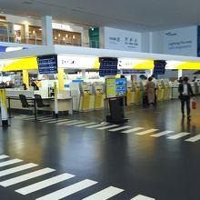 神戸の空港