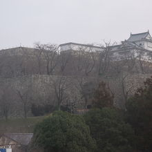 立派な石垣