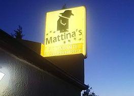 マッティーナズ リストランテ イタリアーノ