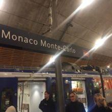 モナコ モンテカルロ駅