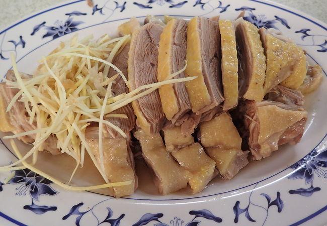 台北から来たおじさんに台北ではこんなに安く鴨肉は食べられないと聞きました。