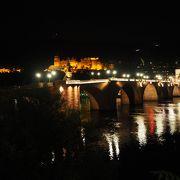 城を望む橋 Karl Theodor橋