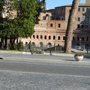 古代ローマ時代の商店街
