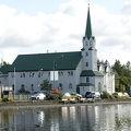 写真:レイキャビクフリー教会