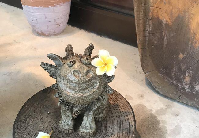 宮古島の素敵なジュエリーなどのお店 DESLIE