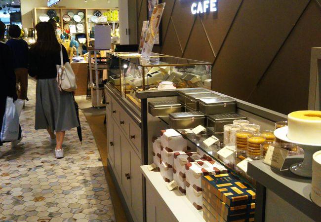 キハチ カフェ アトレ浦和店