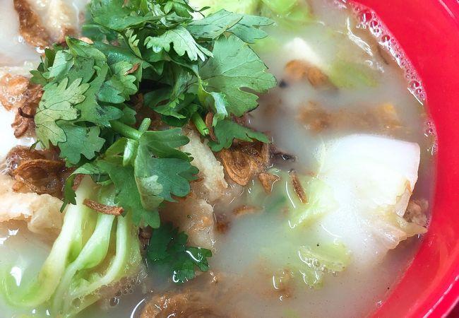 タイ セン フィッシュ スープ