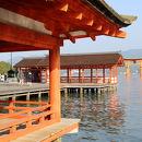 嚴島神社 廻廊