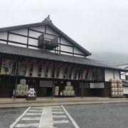 現役の日本最古の芝居小屋