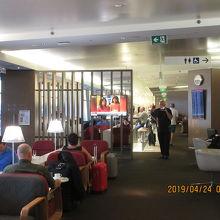 カンタスクラブラウンジ (シドニー国際空港)