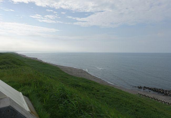 小清水海岸