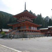 400年を経て再建された宝塔