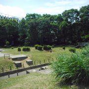 大久保地区と箱根山地区と大きな公園が別れていた公園でした。