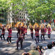 仙台 青葉祭り