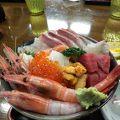 お値段も鮮度も高い海鮮丼