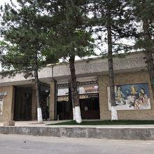 ウズベキスタン工芸博物館