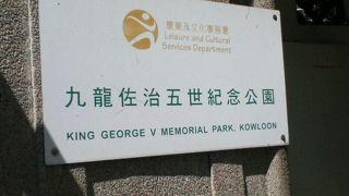 九龍佐治五世記念公園