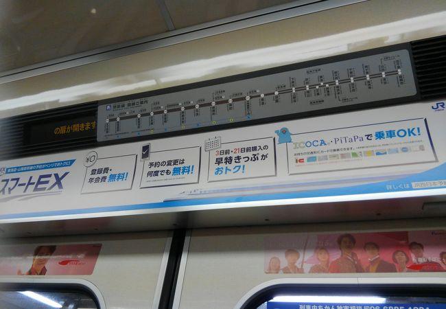大阪市営地下鉄 堺筋線 (6号線)