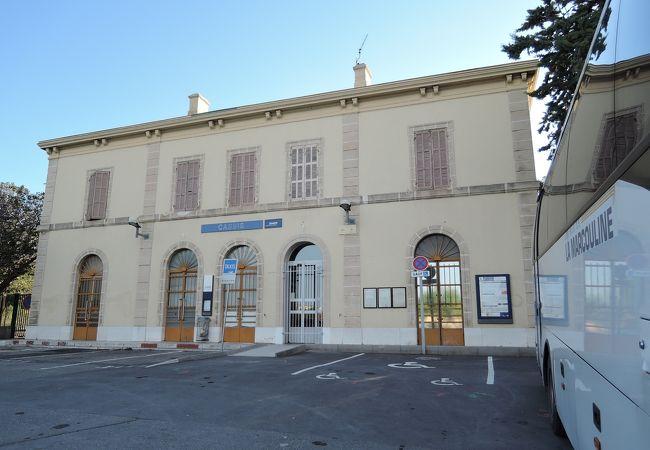 SNCF カシ駅