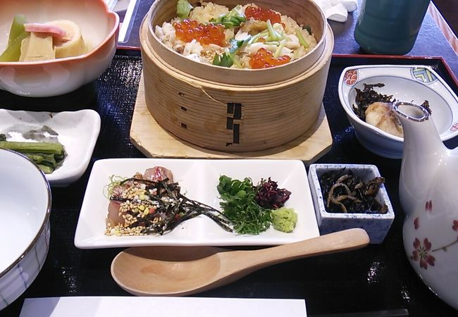 レストラン日本海