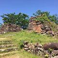 写真:赤木城跡
