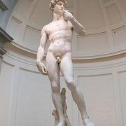 ダヴィデ像のオリジナル