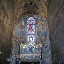 マントヴァのストロッツィ礼拝堂