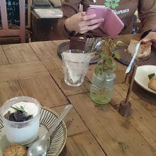マクロビオティックのカフェ。テイクアウトも〇。