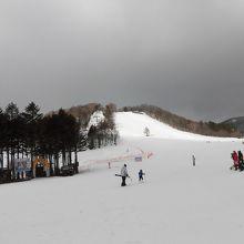 初心者向けスキー場