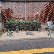中野の犬屋敷