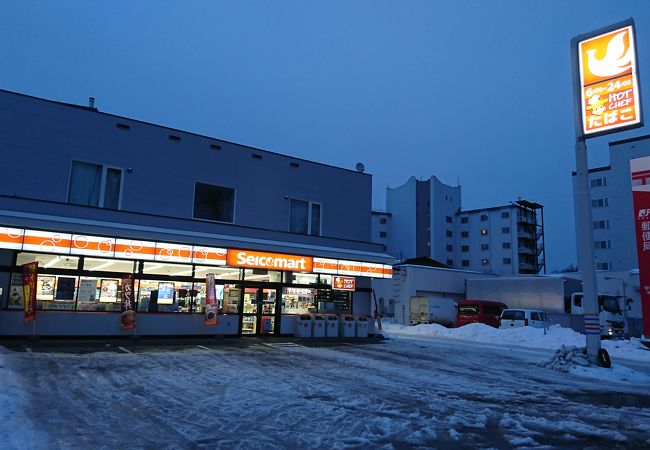 セイコーマート ウトロ西店