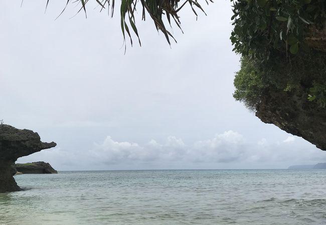 恋路ヶ浜 (新城島)