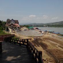 チェンコーン国際河港