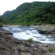 汗をかいて歩いた行ってよかった、マリユドゥの滝