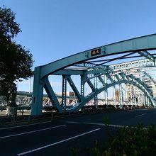 東京にある橋の中でも、もっとも美しいうちに確実に入る