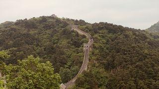 八達嶺長城よりおススメ!普通に登山なのでコース注意。